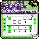 Number Tiles: Fraction Number Line Square Tile Google Driv