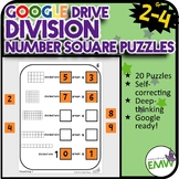 Number Tiles: Visualizing Division Square Tile Google Drive Puzzles