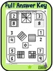 Number Tiles: Visualizing Fractions Square Tile Google Drive Puzzles
