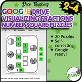 Number Tiles: Visualizing Fractions Square Tile Google Dri