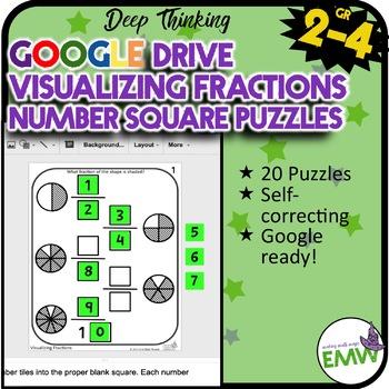 Number Tiles: Visualizing Fractions Square Tile Google Dri