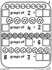 Number Tiles: Visualizing Multiplication - Print or solve on an iPad!