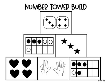 Number Tower Build