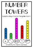 Number Towers - Early Counting and Number Recognition Game