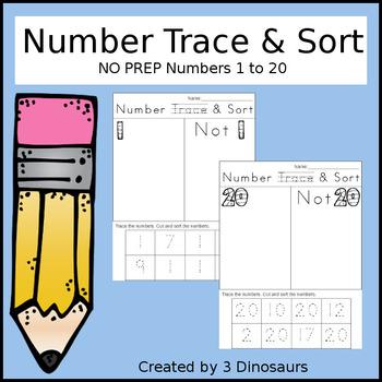 Number Trace & Sort