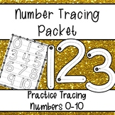 Number Tracing 0-10