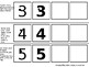 Number Tracing 0-5