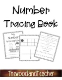 Number Tracing Book 0-20