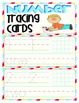Number Tracing Cards - Perfect for PreK to 2nd Grade!