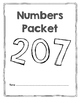 Number Tracing Packet 0-10
