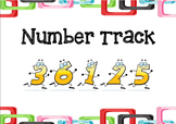 Number Track Game [Place Value, Adding, Subtracting]