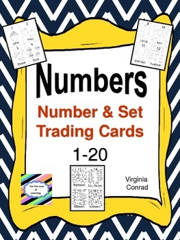 Number Trading Cards