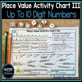Number Trail-Up to 10 Digit Numbers
