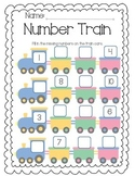 Number Train