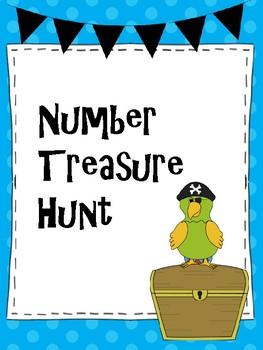 Number Treasure Hunt