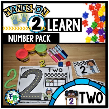 Number Two Activity Pack