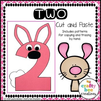 Number Craft {Two}