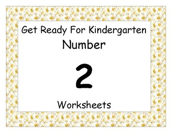 Number Two Worksheet Pack