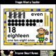 """Number Wall Posters/Headers--Number Sense """"Monkey Business"""" (boys)"""