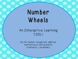 Number Wheels for Math Skills