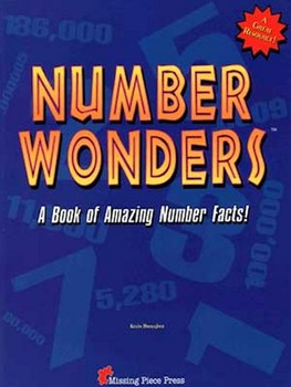 Number Wonders: A Book of Amazing Number Facts!