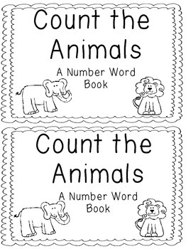 Number Word Book