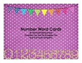 Number Word Cards 0-100