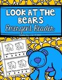 Number Word Emergent Reader