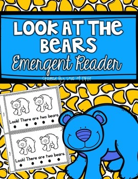 Number Word Emergent Reader