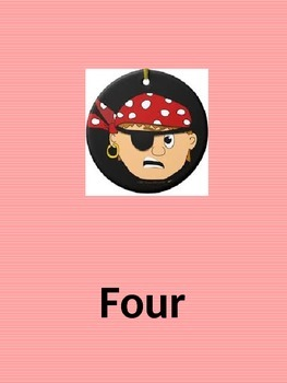 Number Word Flashcards