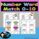 Number Word Match 0-10