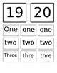 Number Word Match 1-20