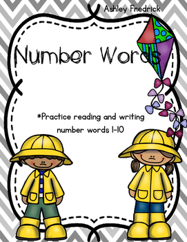 Number Word Match