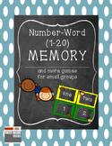 Number - Word Memory