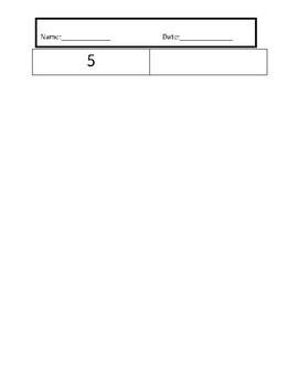 Number Word Quiz