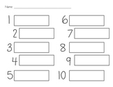 Number Word Recognition