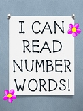 Number Word Story
