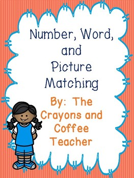 Number, Word, and Picture Matching