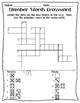 Number Words 0-10 Worksheets