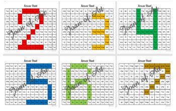 Number Words 1 to 10 Worksheet (Kindergarten)