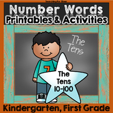 Number Words 10-100 {The Tens}