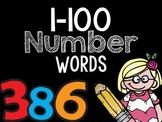 Number Words