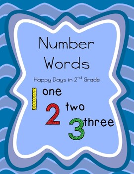Number Words - A Student Resource