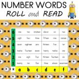 Number Words Activity