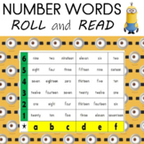 Number Words Activity