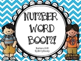 Number Words Boom 0-10