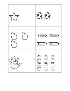 Number Words Interactive Notebook