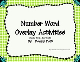 Number Words Overlay