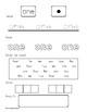 Number Words Practice Book