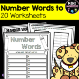 Number Words to 20